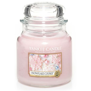 Yankee Candle lumanari parfumate Snowflake Cookie Central Classic