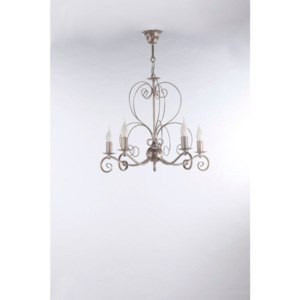 Namat MIRA CLASSIC SATYNA 3345 Candelabre, Lustre saten 5xE14 max. 40W 56x66 cm