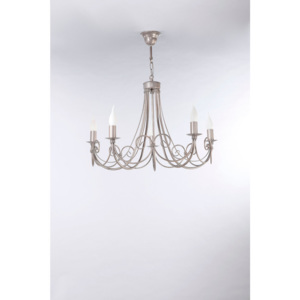 Namat SYRIUSZ CLASSIC SATYNA 3425 Candelabre, Lustre saten 5xE14 max. 40W 64x68 cm