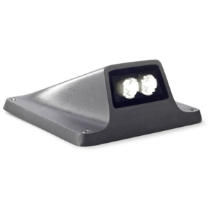 Leds-C4 REXEL 55-9883-Z5-CL Incastrate in pamant antracit LED 2,1W 5,8x14,3cm