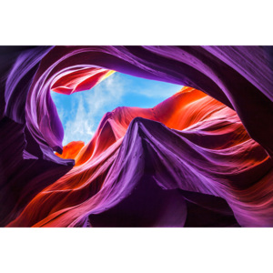 Fotografii artistice Magical Lower Antelope Canyon, Nanouk el Gamal