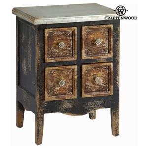 Dulap cu 4 sertare vintage by Craften Wood