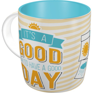 Nostalgic Art Cană - It's a Good Day to Have a Good Day