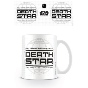 Cană - Star Wars Rogue One (Death Star)