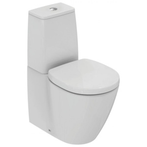 Vas WC Ideal Standard Connect Compact back-to-wall