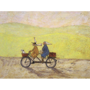 Tablou canvas - Sam Toft, Grand Day Out