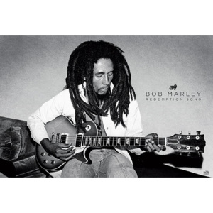 Poster - Bob Marley (redemption song)