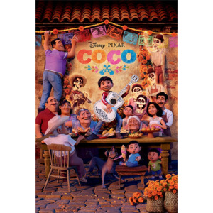 Poster - Coco (Family)