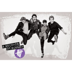 Poster - 5 Seconds of Summer (Salt)