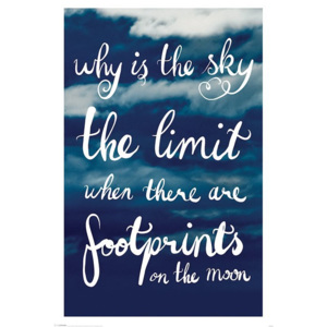 Poster - Why Is The Sky The Limit