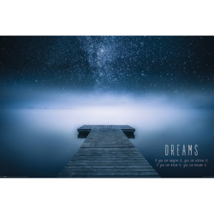Poster - Dreams (If You Can Imagine It)