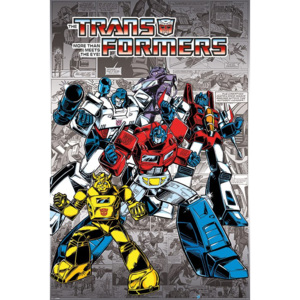Poster - Transformers