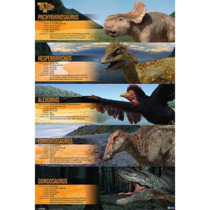 Poster - Dinozauri (Walking With Dinosaurs) 2