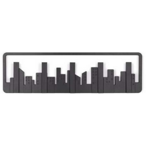 Cuier skyline BLACK