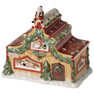 Decoratiune luminoasa North Pole Express House of Santa - Christmas Collection