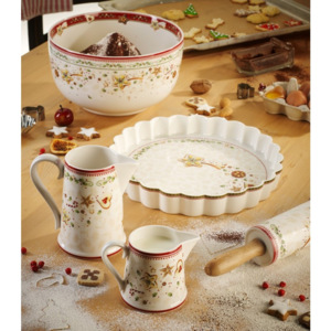 Vas pentru cuptor Winter bakery delight cake tin round 28 cm - Christmas Collection