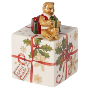 Cutiuta muzicala- Gift box with Teddy - Christmas Collection