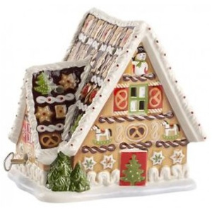 Cutie muzicala- Gingerbread House - Christmas Collection