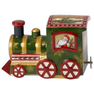 Cutiuta muzicala- North Pole Express - Christmas Collection
