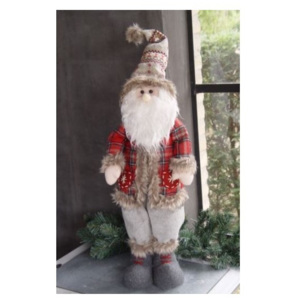 Decoratiune plus Standing Santa SUN- 86239 - Christmas Collection
