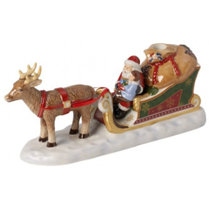 Sleigh- North Pole Express - Christmas Collection