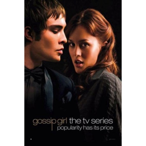 Poster - Gossip Girl (Chuck and blair)