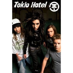 Poster - Tokio Hotel close up
