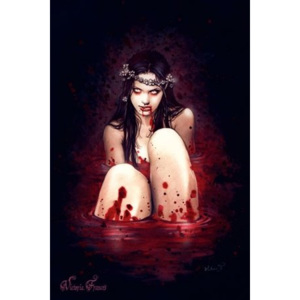Poster - Victoria Frances bathory