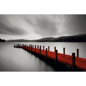 Poster - Wooden Landing Jetty (2)