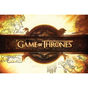 Poster - Game of Thrones (Logo)