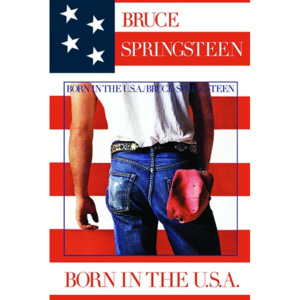 Poster - Bruce Springsteen Born in the USA