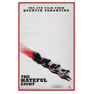 Poster - The Hateful 8 (1)