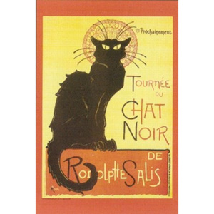 Poster - Chat Noir