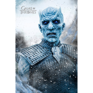 Poster - Game of Thrones (Night King)