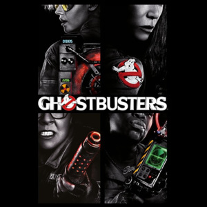Poster - Ghostbusters (1)