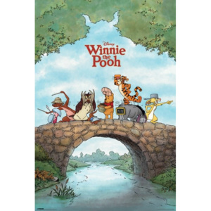 Poster - Winnie The Pooh (Foil)