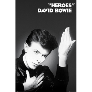 Poster - David Bowie (Heroes)
