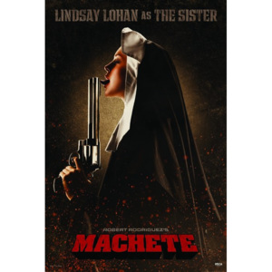 Poster - Machete (TheSister)
