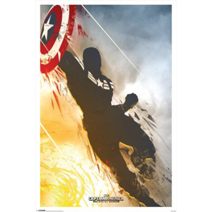 Poster - Captain America (Winter Soldier)