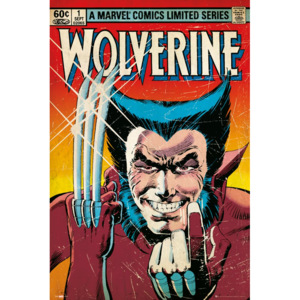 Poster - Wolverine