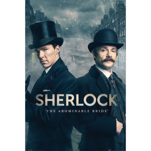 Poster - Sherlock (The Abominable Bride)