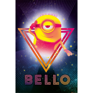 Poster - Despicable Me 3 (Bello)