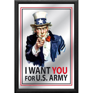 Oglindă - I Want You For U.S. Army