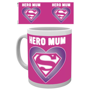 DC Comics - Mothers Day Heart Cană