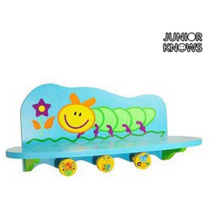 Cuier cu Raft Junior Knows 7698 (46 x 26 x 5 cm) Infantil