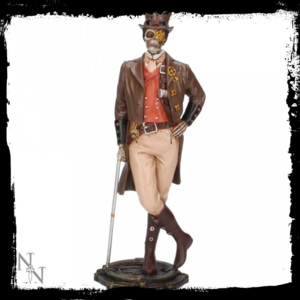 Statueta steampunk Lord Cogsworth