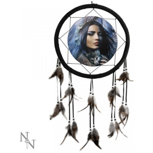 Dreamcatcher mare Mama lupilor