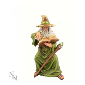 Statueta vrajitor Majestic Magic 18.5 cm