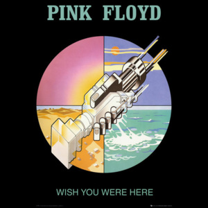 Pink Floyd - wish you were here 2 Poster, (61 x 91,5 cm)