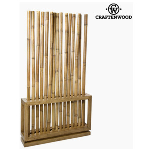 Paravan pliant Bambus Natural (100 x 20 x 179 cm) - Pure Life Colectare by Craftenwood